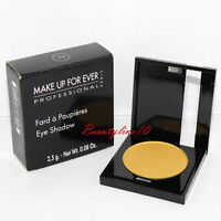 Make Up For Ever Eye Shadow 10 Yellow Gold 10 -Yellow Gold Shimmer