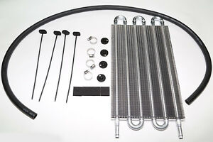 Hayden 22,000 GVW Transmission Fluid Oil Cooler 404 New RV Tow 1404 Towing Truck
