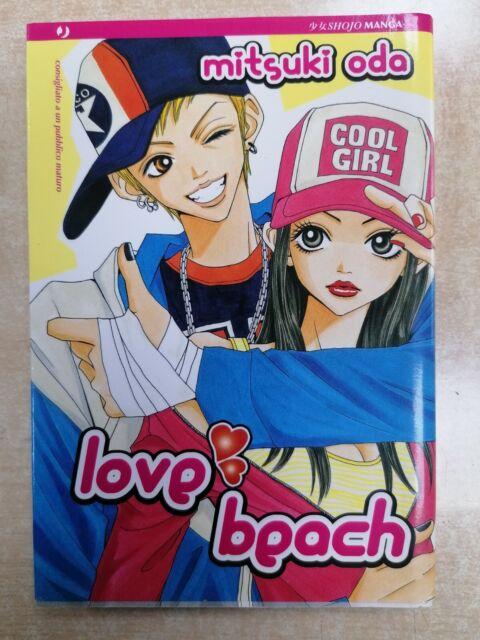LOVE BEACH - Mitsuki Oda - MANGA J-POP - VOLUME UNICO