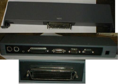 NEC Versa 6000 OP-560-62002 Port replicator Bar 6010h 6030h 6050mh 6050mt