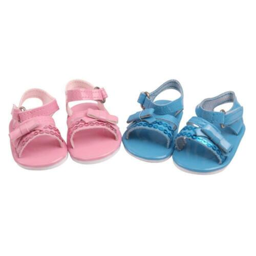 18Inch Doll Shoes for Baby Doll Sandals Low Price with High M6R4