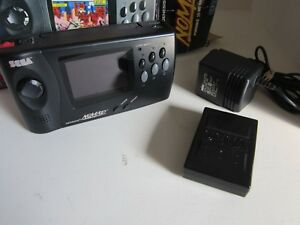 Sega Genesis Nomad (Sega Nomad) System, battery pack, adapter, in box,   10086061017