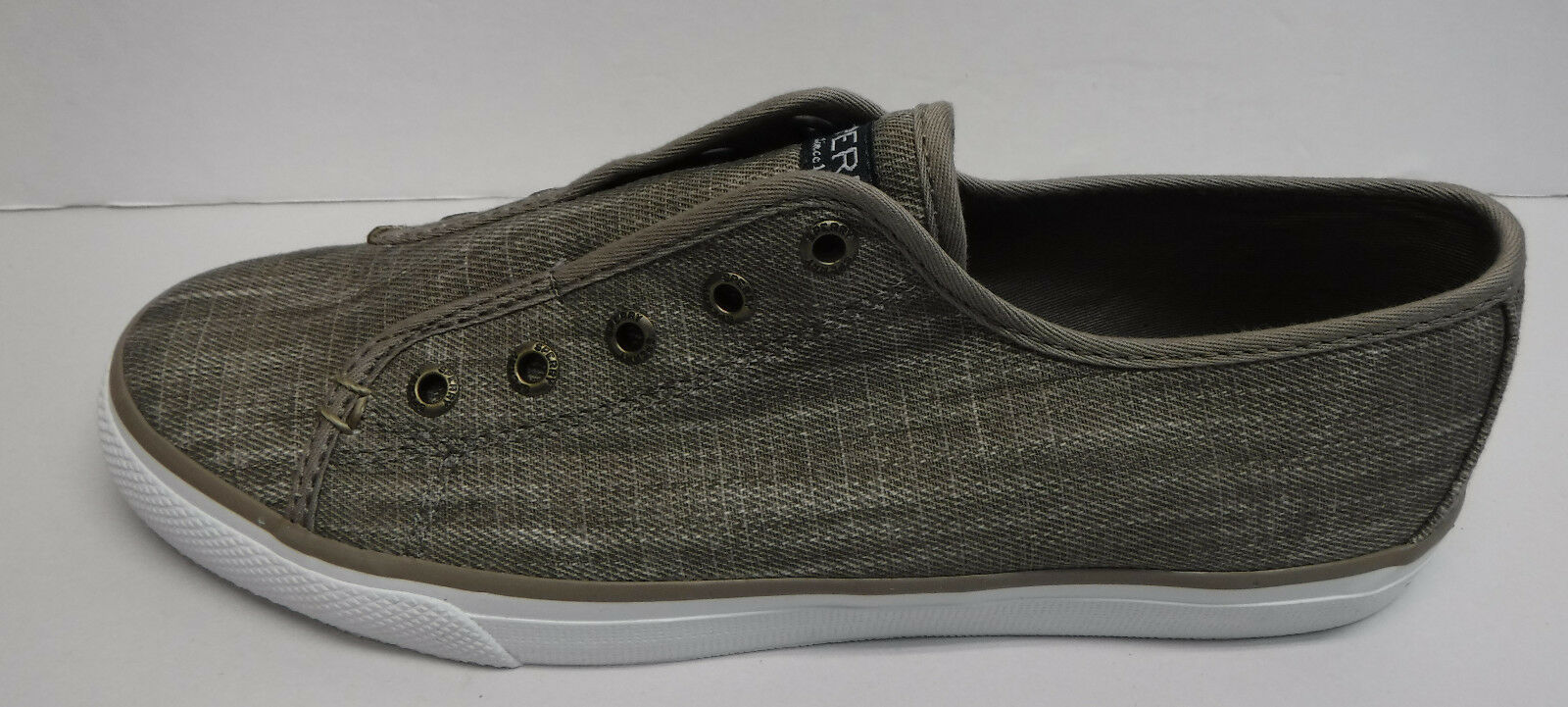 Sperry Size Top Sider Size Sperry 9 Taupe New New New Donna scarpe 702994   179b07