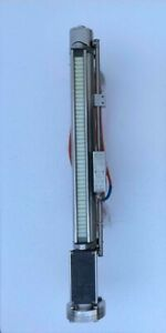 HEINRICH KUBLER AG TYPE BNA-EX BYPASS LEVEL INDICATOR WITH MAGNETIC DISPLAY