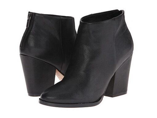 Brand New Cole Haan Women's Dey Bootie Black Leather Sz 10B