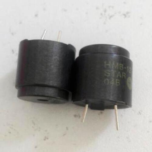 2pcs,Magnetic Transducer OBO 1612C 9V 12V PCB Panel Mount Buzzer