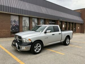 2011 Ram 1500 BIG HORN 4X4 5.7 HEMI QUAD CAB