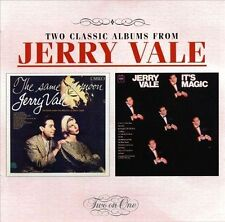 Same Old Moon by Jerry Vale (CD, Jan-1999, Sony)