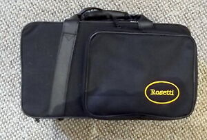 ROSETTI BUDGET RECTANGULAR CLARINET CASE, NEW