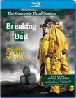 Breaking Bad Complete Third Season 0043396369634 Blu-ray Region 1