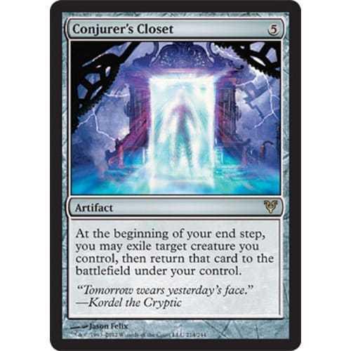 Condition Conjurer/'s Closet Excellent MTG AVACYN RESTORED