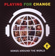 """PLAYING FOR CHANGE """"SONGS AROUND THE WORLD"""" CD+DVD NEU"""