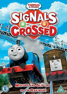 Thomas The Tank Engine & Friends Signals Crossed - NEW DVD