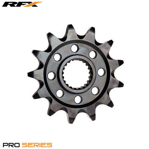 13T For KTM Freeride 250 R 2T 2014 RFX Pro Black Zinc Front Sprocket