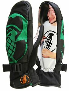 Grenade-Pro-Model-Ski-Snowboard-Mitts-Scotty-Lago-Sz-XL