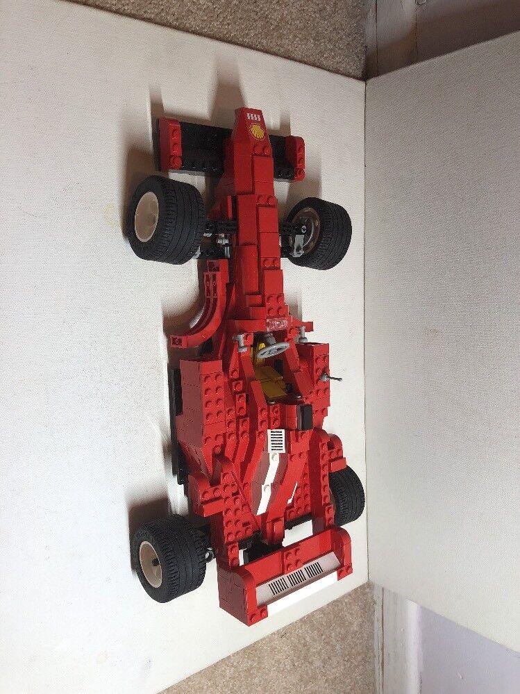Lego system model team F1 Ferrari  2556