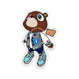 Custom Kanye West x Takashi Murakami Japan Graduation Bear Floor Mat Carpet Rug