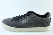 scarpe uomo TRIVER FLIGHT EU 43 sneakers blu camoscio DX353