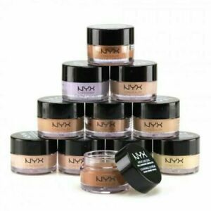 NYX-Cosmetics-Full-Coverage-Concealer-Jar-Choose-From-SEALED-Shades