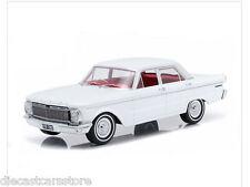 GREENLIGHT 1965 FORD XP FALCON WHITE 50TH ANNIVERSARY LTD 1250 1/18 CAR DDA003