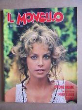 IL MONELLO n°50 1974 Sydne Rome Pier Luigi Cera Eumir Deodato  [G432]