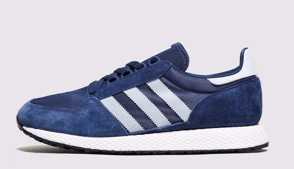 Authentic Exclusive New Adidas Originals Forest Grove ® (Mens Größe Größe Größe UK 7-11) Blau 416d0e