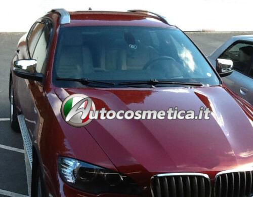 cover in abs  cromo specchi Specchietti retrovisori  specchio BMW X6 E71
