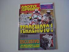 MOTOSPRINT 4/1995 TRIUMPH THUNDERBIRD 900/BAJAJ CHETAK CLASSIC 150