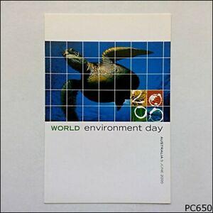 Avant Card #4135 World Environment Day 2000 Postcard (P650)