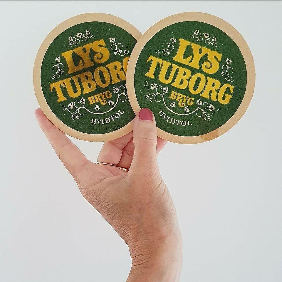Ølbrikker, Tuborg