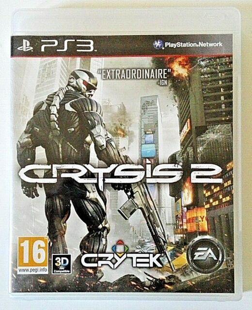Crysis 2 - PlayStation 3 PS3