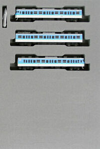 Kato-10-1428-JR-Series-115-1000-Nagano-Color-3-Cars-Set-N-scale