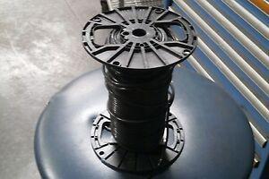 ENCORE WIRE 106100901440 10 THHN BLACK MACHINE TOOL WIRE ( 250 ...