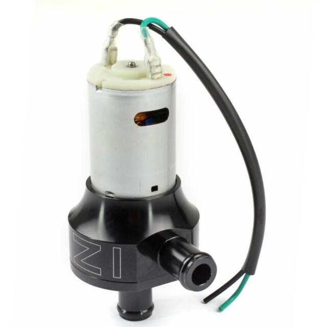 Bomba de Agua Electrica 12V Carenzi Racing Procesamiento CNC