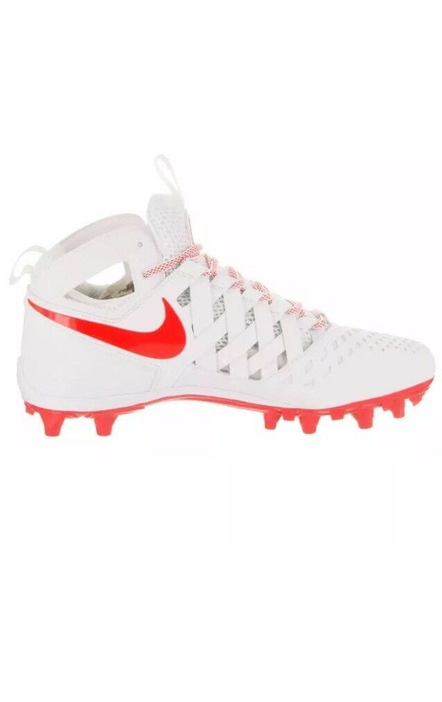 Nike Men's Huarache V LAX Lacrosse Cleats Shoes Sz. 14 NEW 807142 161 Seasonal clearance sale