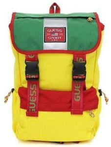 Guess Jeans USA Sport Farmers Market by Sean Wotherspoon Backpack ... c3497b6c76329