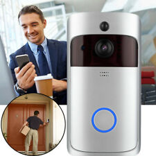 Ring Video Doorbell Camera Wireless WiFi Security Phone Bell Intercom 720P HD UK