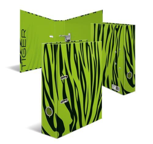 """/""""Tiger/"""" 70mm breit Motivordner DIN A4"""