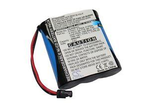 3.6 V Batterie Pour Panasonic Exp2800, 43-797, 43-1088, Dxi4286-2, Et-1123, Exai298-afficher Le Titre D'origine TrèS Poli