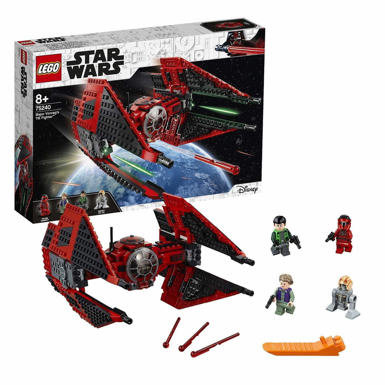 LEGO estrella guerras 75240 resistance Major vonreg's  Tie-combatiente novità 2019, OVP  ordinare on-line