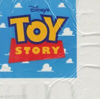 Toy Story Large Napkins (16) Birthday Party Supplies Dinner Luncheon Vintage