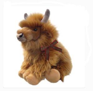 12/'/' Soft Plush Toy Harry the Highland Cow Farm Stuffed Animal Kids Gift Toy