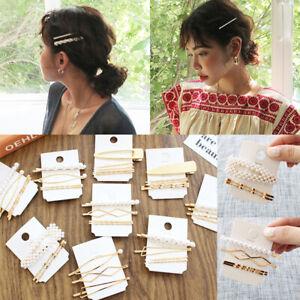 Fashion-Women-Girls-Pearl-Hair-Clips-Hair-Pin-Korean-Hairpin-Jewelry-Gifts