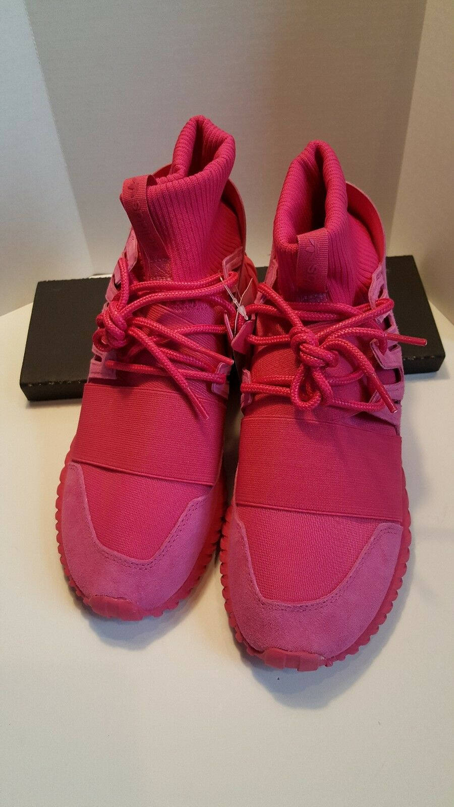 NEW ADIDAS ORIGINALS TUBULAR DOOM size 10 MENS ATHLETIC SHOES SNEAKERS S74795 Wild casual shoes