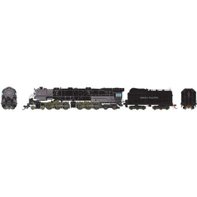 NEW ATHEARN GENESIS HO UP UNION PACIFIC CSA-2 4-6-6-4 W/ DCC & SOUND - 3923
