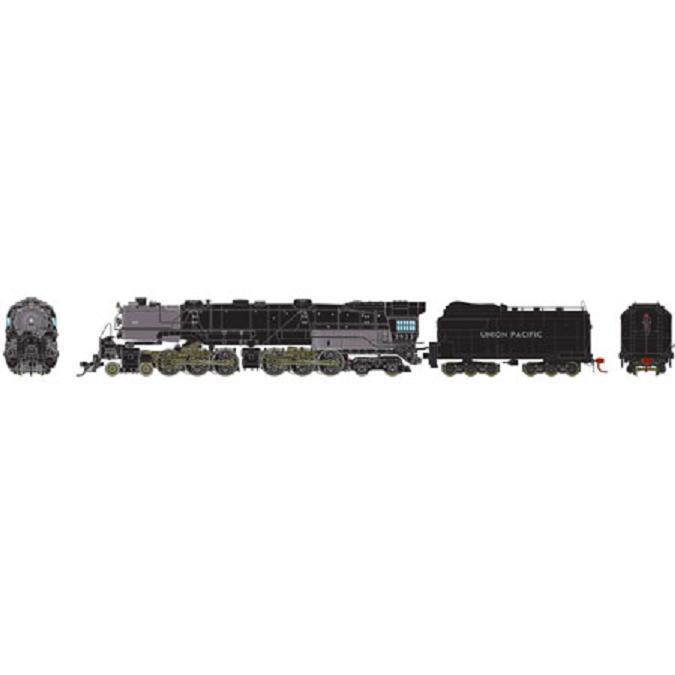 Ho Athearn Genesis Nuevo a Union Pacific CSA-2 4-6-6-4 con DCC y Sonido - 3923