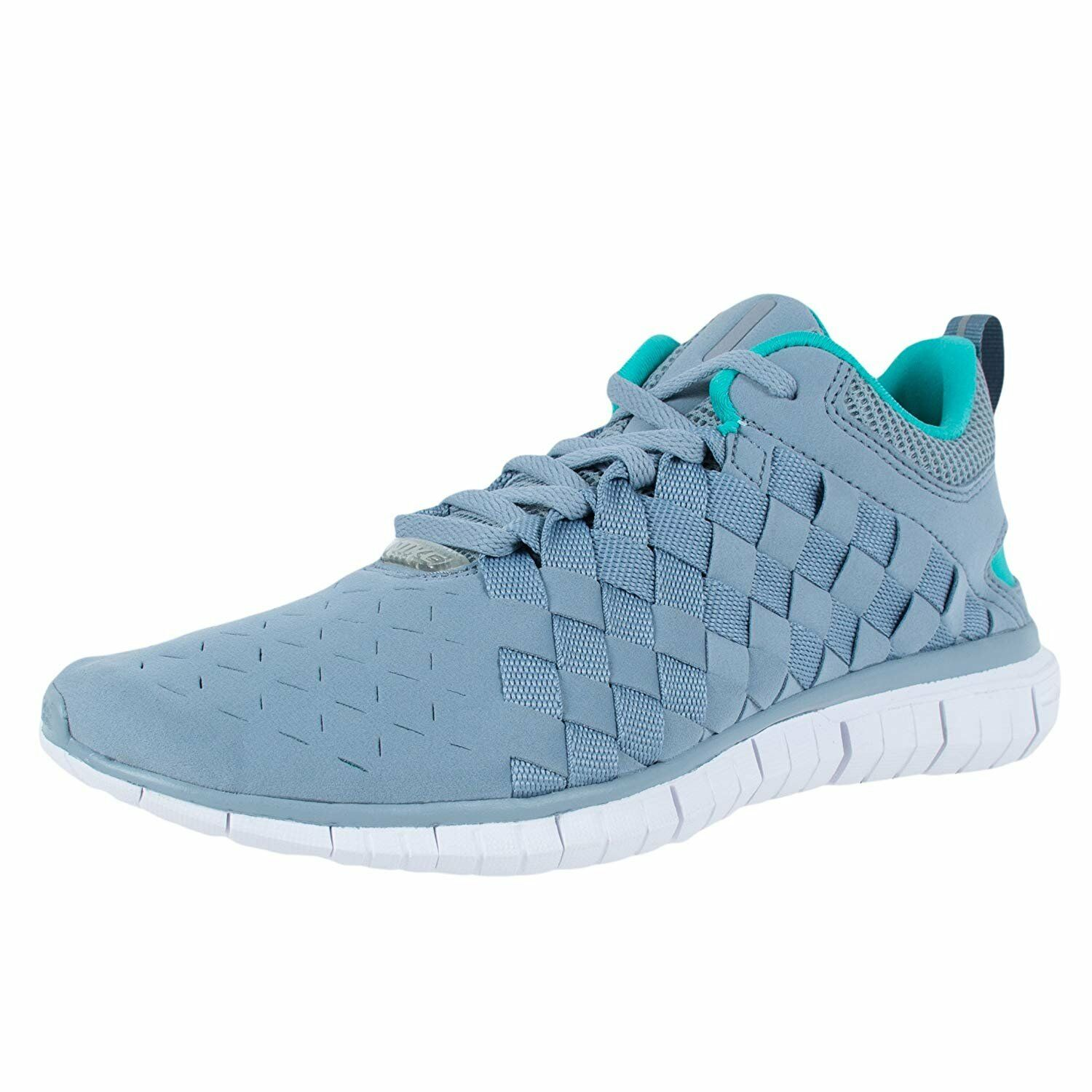 NIKE Free OG '14 Woven Running shoes Dove Grey blueee Graphite 725070 004