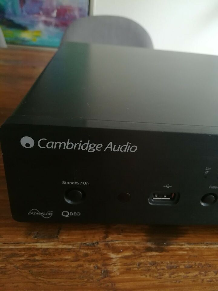Blu-ray afspiller, Cambridge, Audio