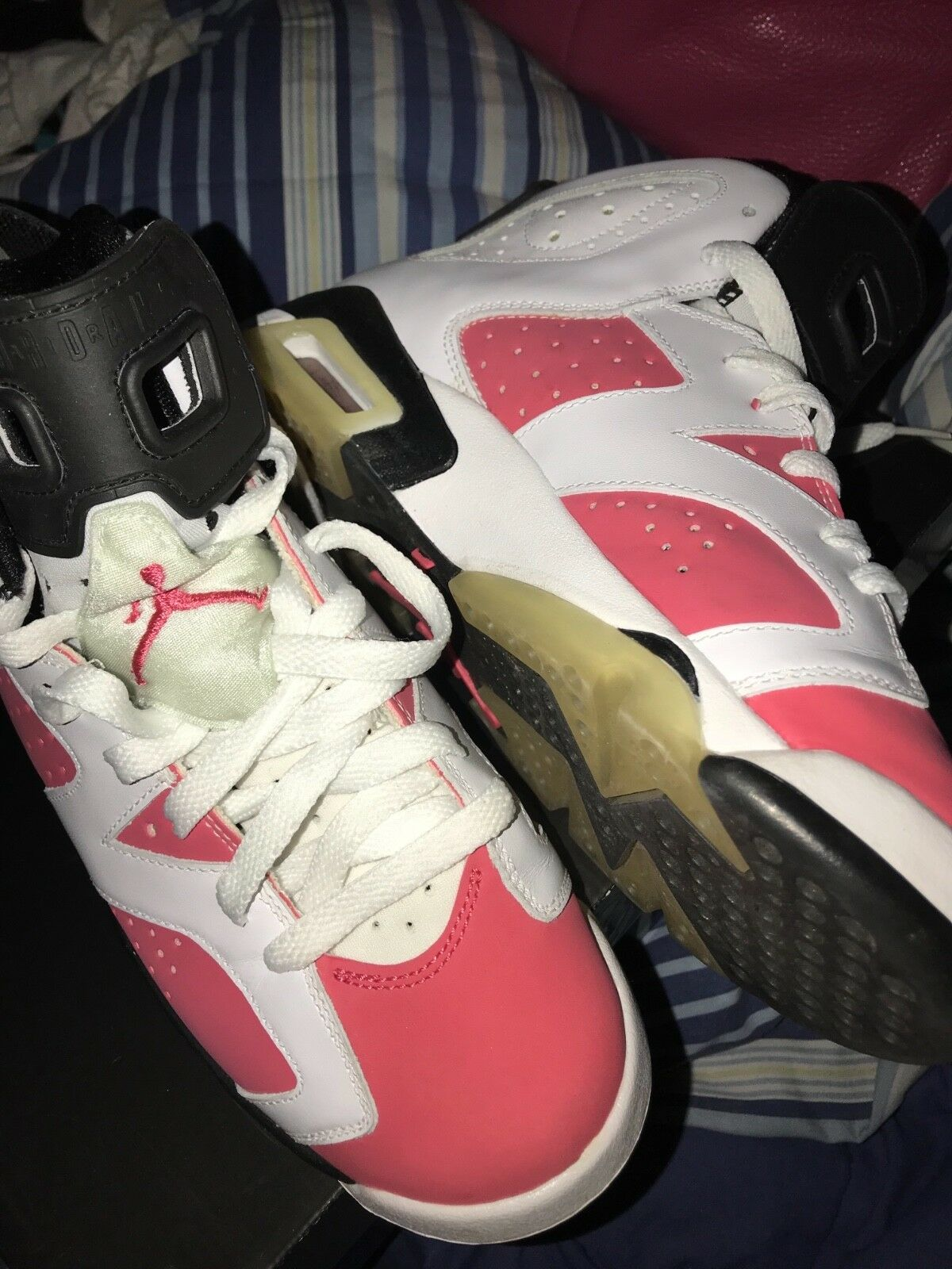 Air Jordan 6 Retro (GS) Sz 6