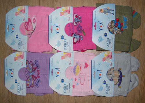 80//86 92//98 Baby Kinder Strumpfhose Babystrumpfhose mit Motiven Gr